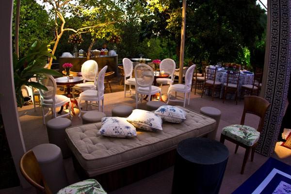 decoração cenographia - lounge no casamento