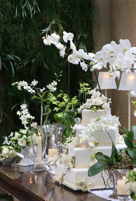 decoração para casamento em branco (1)