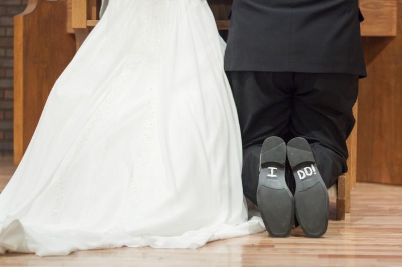 solado sapato noivo