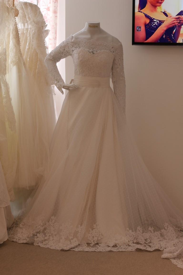 vestido Marie Lafayette