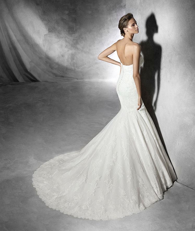vestido de noiva coleção Pronovias 2016 (1)