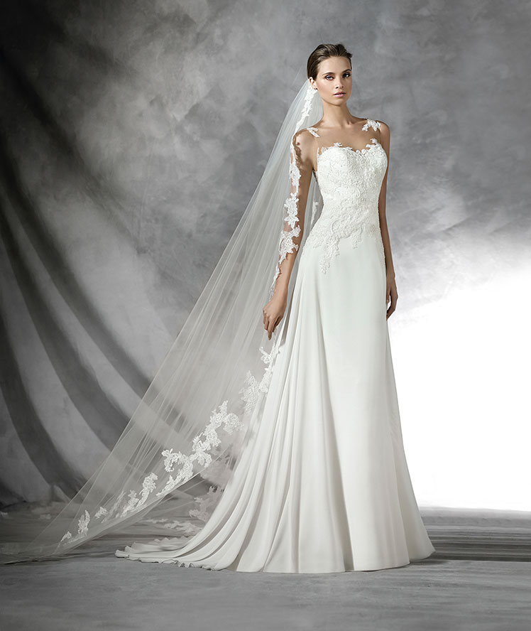 vestido de noiva coleção Pronovias 2016 (12)