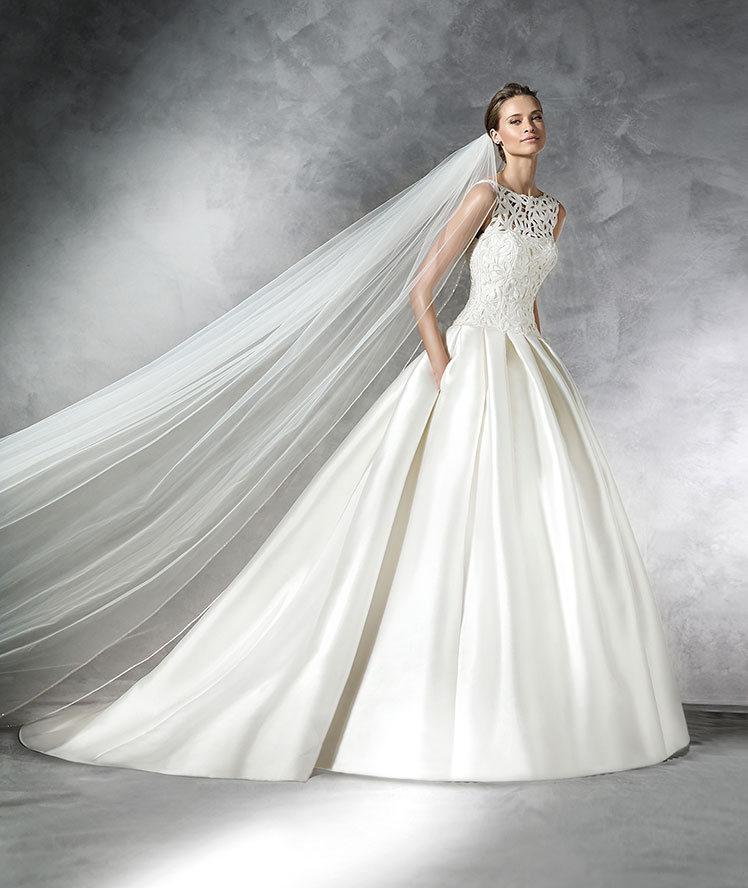 vestido de noiva coleção Pronovias 2016 (14)