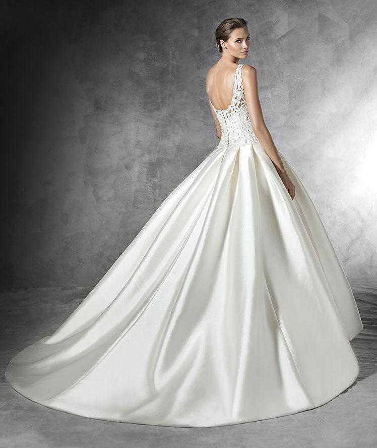 vestido de noiva coleção Pronovias 2016 (15)