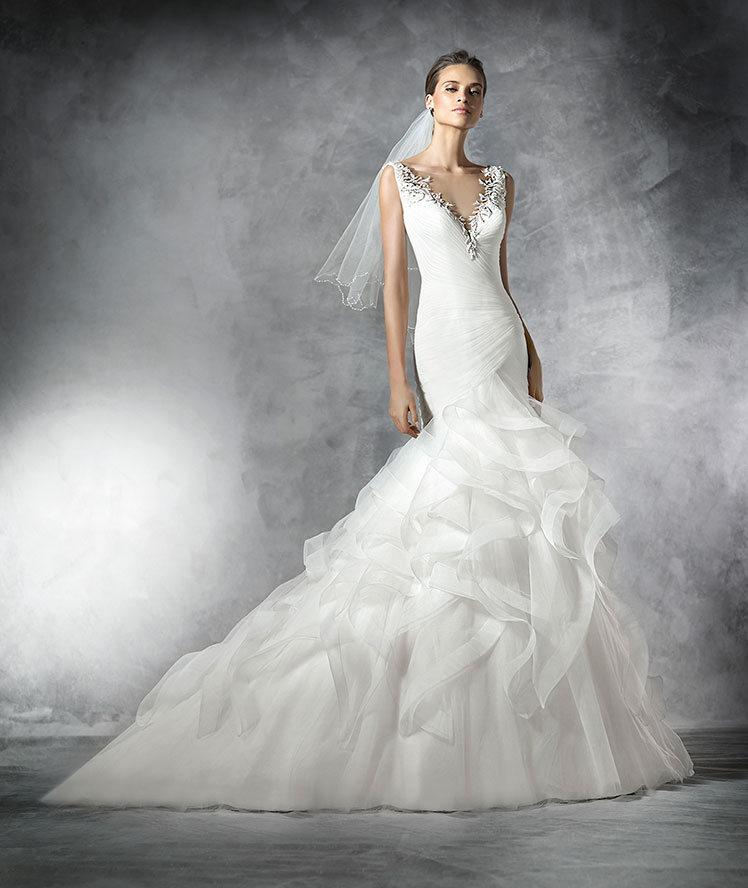vestido de noiva coleção Pronovias 2016 (16)