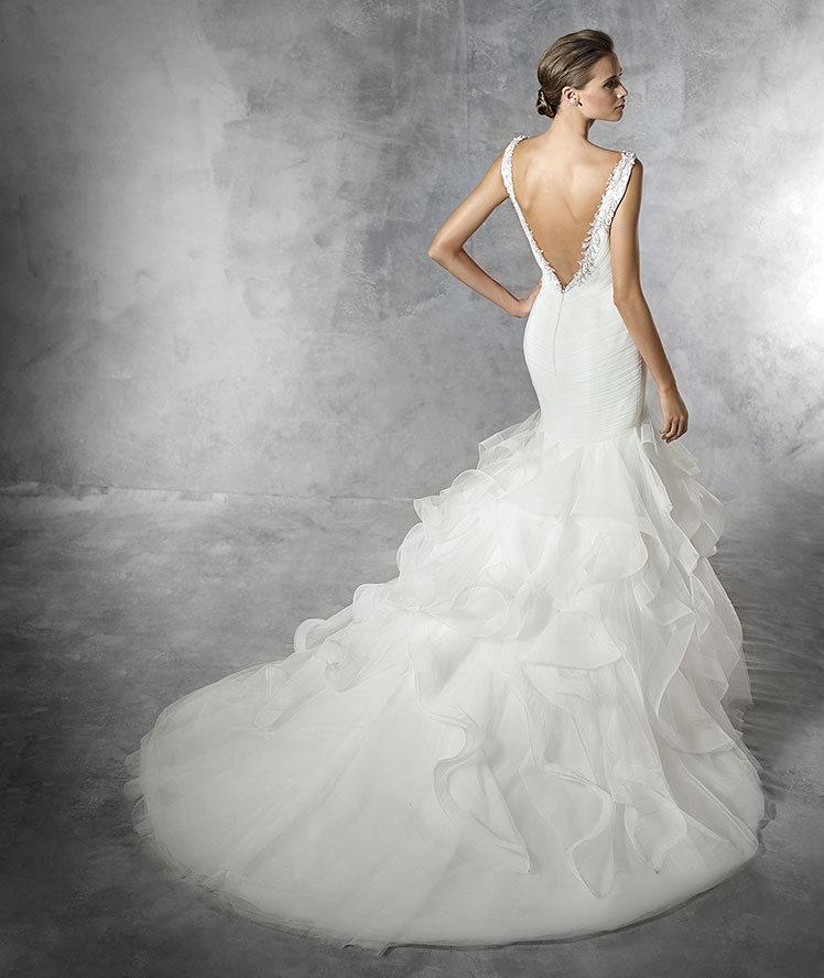 vestido de noiva coleção Pronovias 2016 (17)
