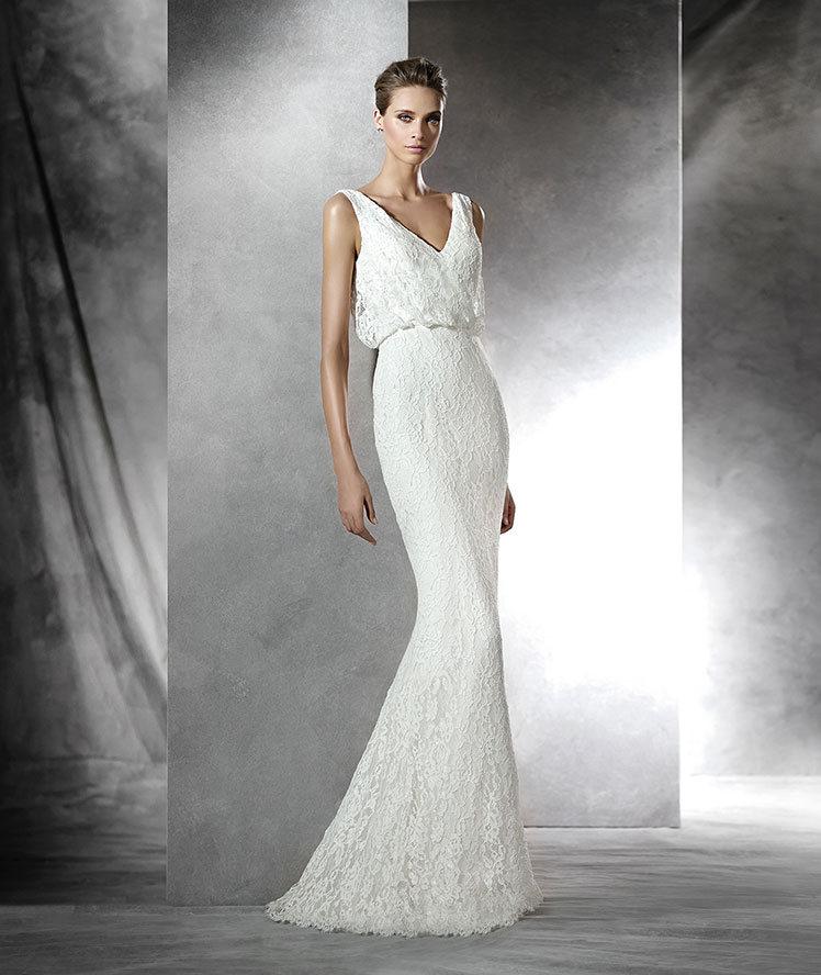 vestido de noiva coleção Pronovias 2016 (18)