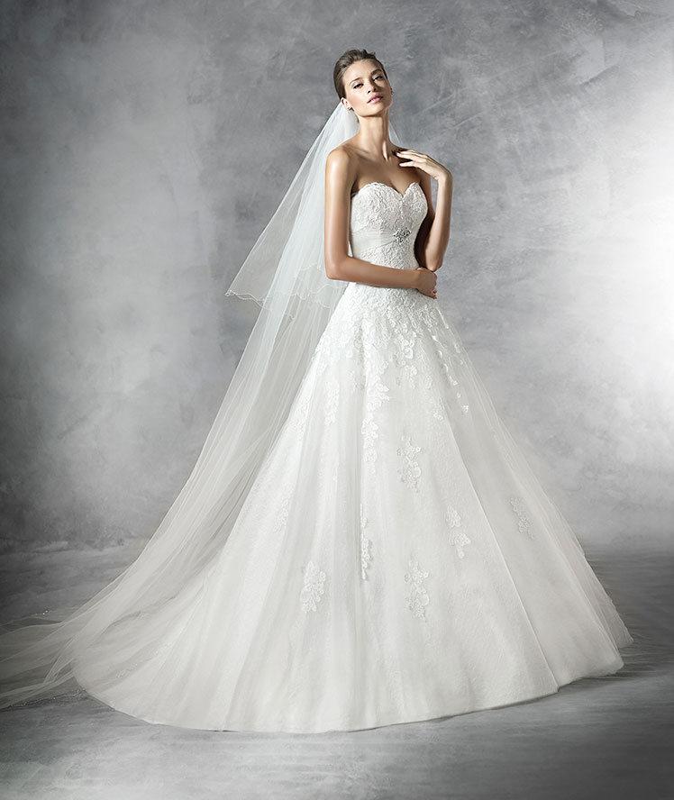 vestido de noiva coleção Pronovias 2016 (2)