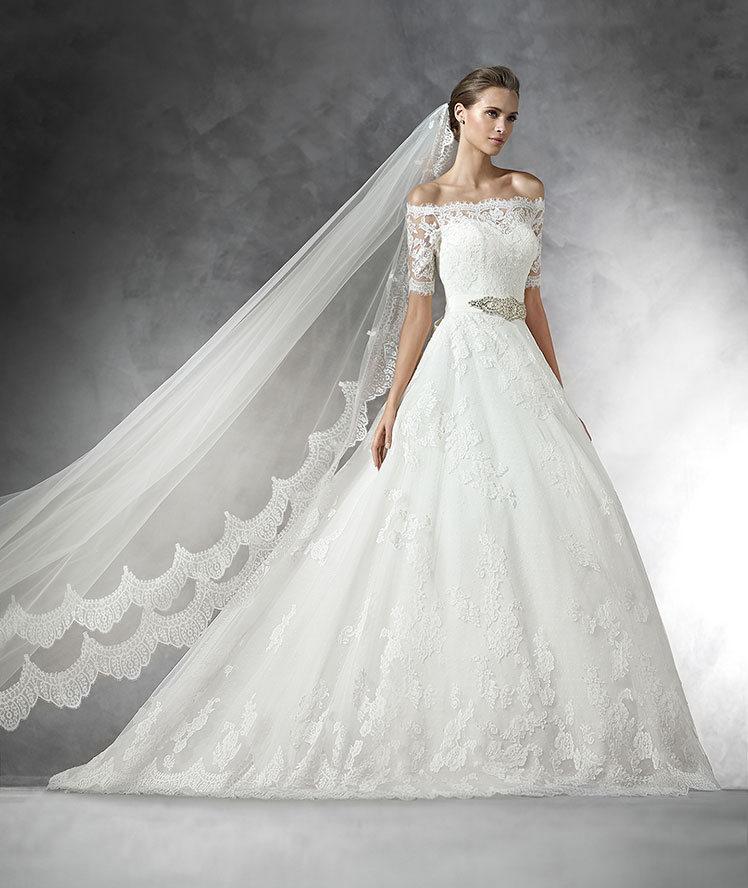 vestido de noiva coleção Pronovias 2016 (26)