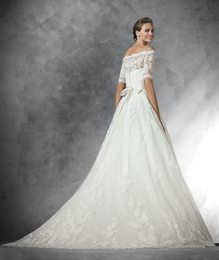 vestido de noiva coleção Pronovias 2016 (27)