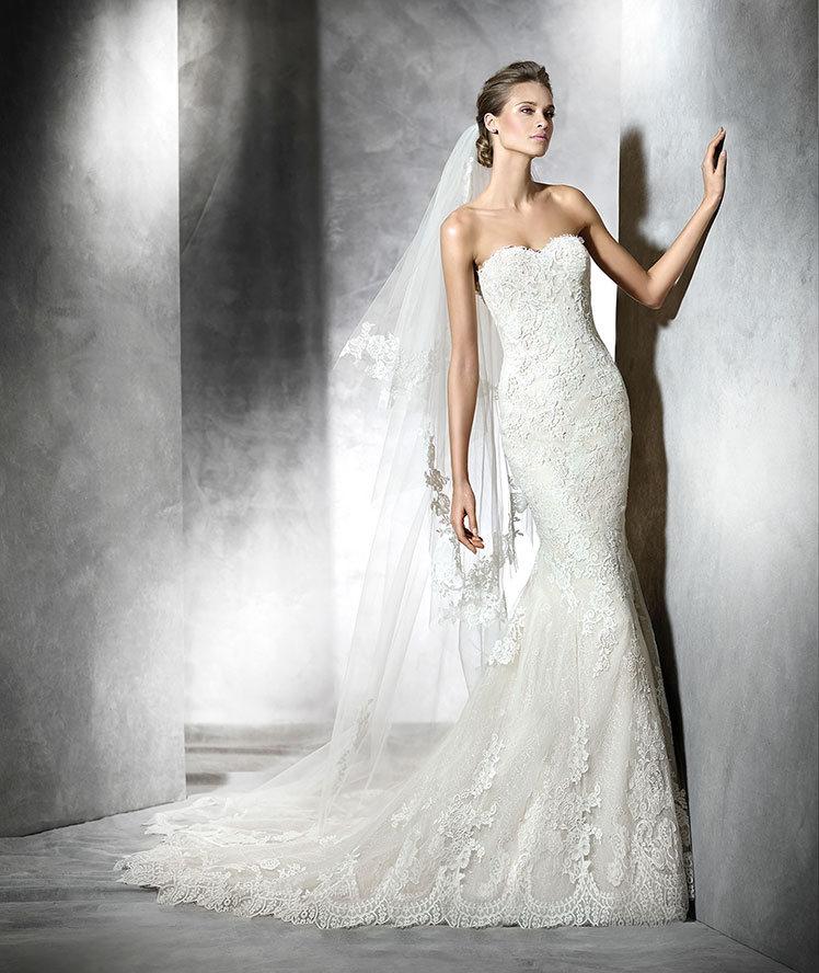 vestido de noiva coleção Pronovias 2016 (28)