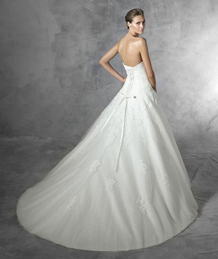 vestido de noiva coleção Pronovias 2016 (3)