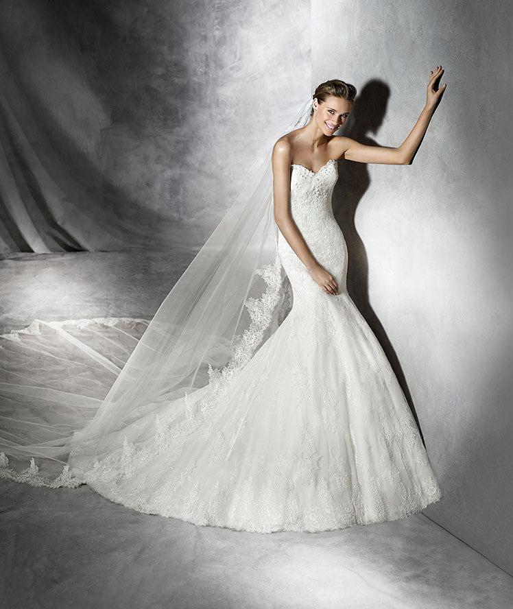 vestido de noiva coleção Pronovias 2016 (32)