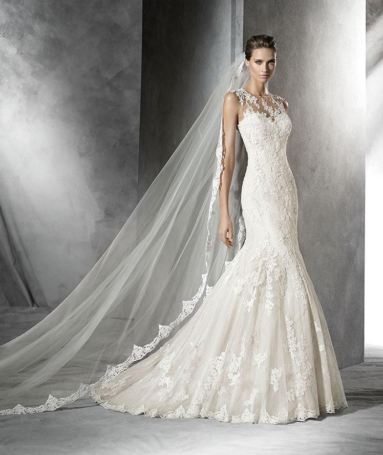 vestido de noiva coleção Pronovias 2016 (4)