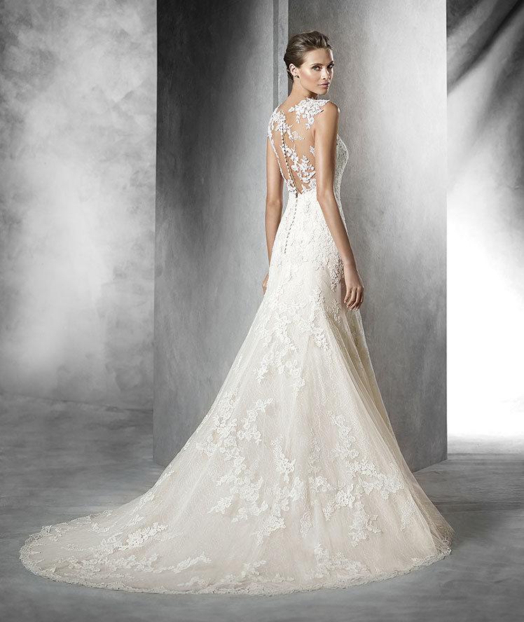 vestido de noiva coleção Pronovias 2016 (5)