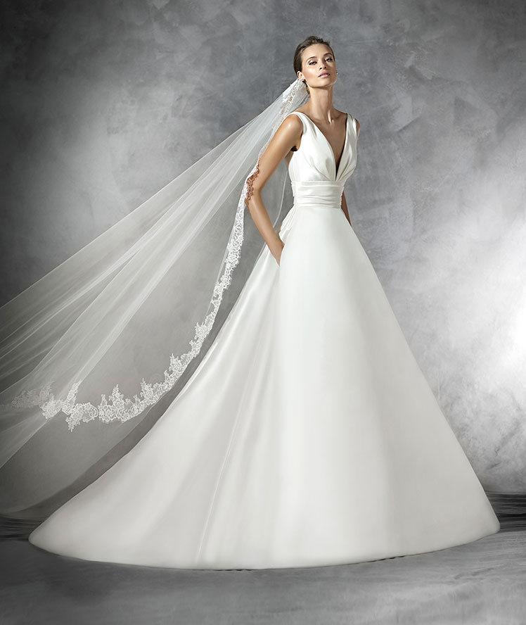 vestido de noiva coleção Pronovias 2016 (6)