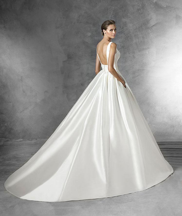 vestido de noiva coleção Pronovias 2016 (7)
