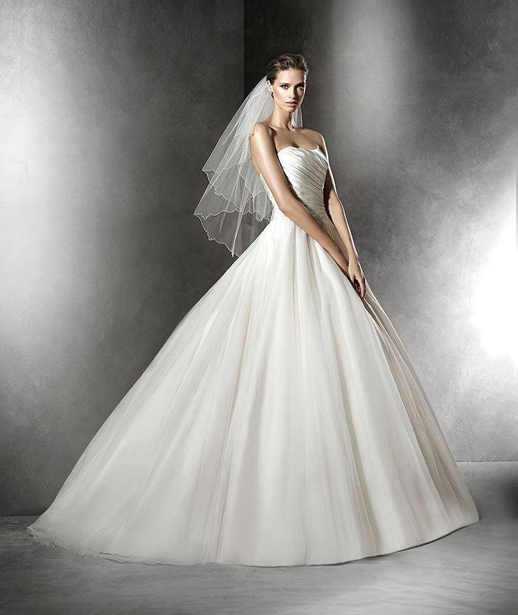 vestido de noiva coleção Pronovias 2016 (8)