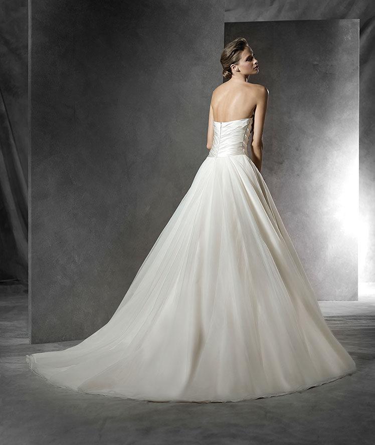 vestido de noiva coleção Pronovias 2016 (9)