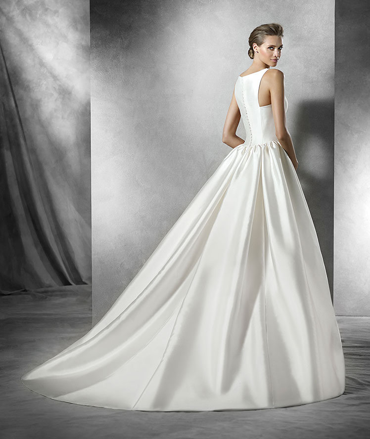 vestido princesa Pronovias[ (1)