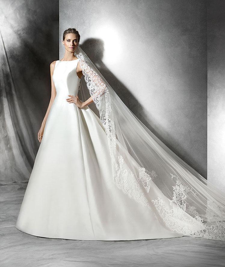 vestido princesa Pronovias[ (2)