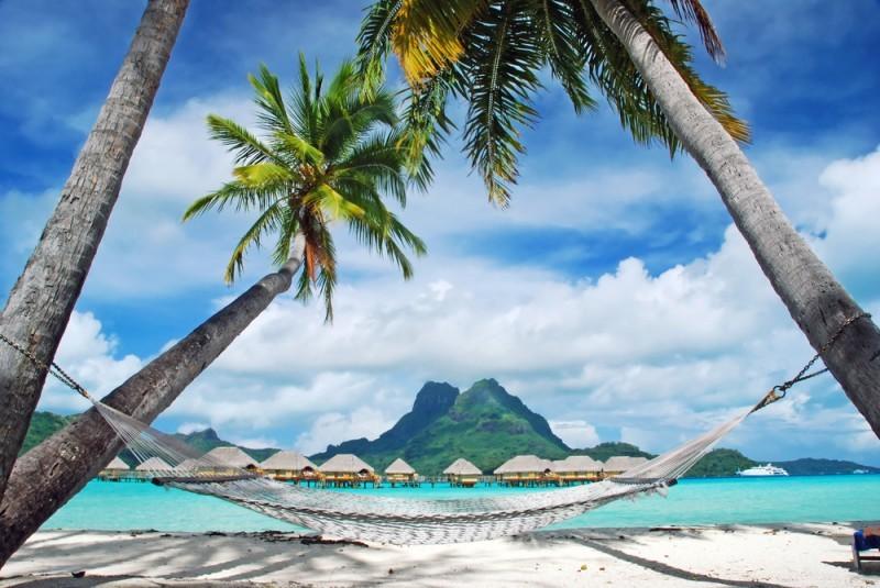 Bora Bora - pedir em casamento na praia - revista icasei