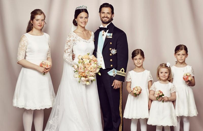 Casamento Sofia Hellqvist e Príncipe Carl Philip - revista icasei (13)