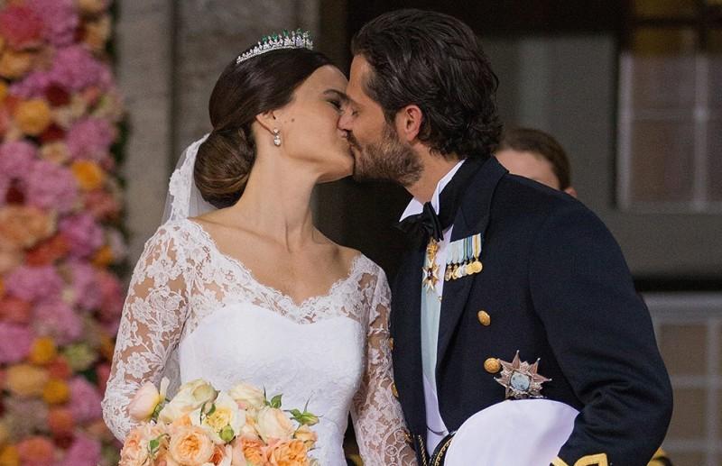 Casamento Sofia Hellqvist e Príncipe Carl Philip - revista icasei (19)