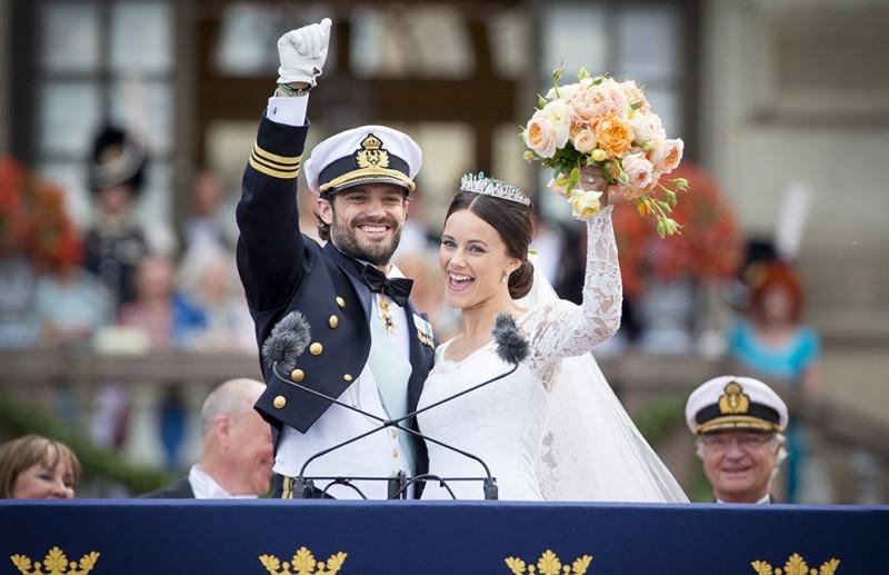 Casamento Sofia Hellqvist e Príncipe Carl Philip - revista icasei (23)