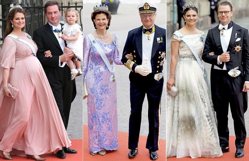 Casamento Sofia Hellqvist e Príncipe Carl Philip - revista icasei (27)
