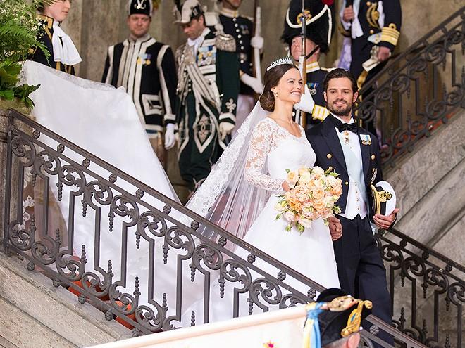 Casamento Sofia Hellqvist e Príncipe Carl Philip - revista icasei (6)