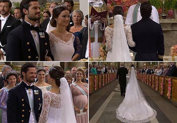 Casamento Sofia Hellqvist e Príncipe Carl Philip - revista icasei (8)