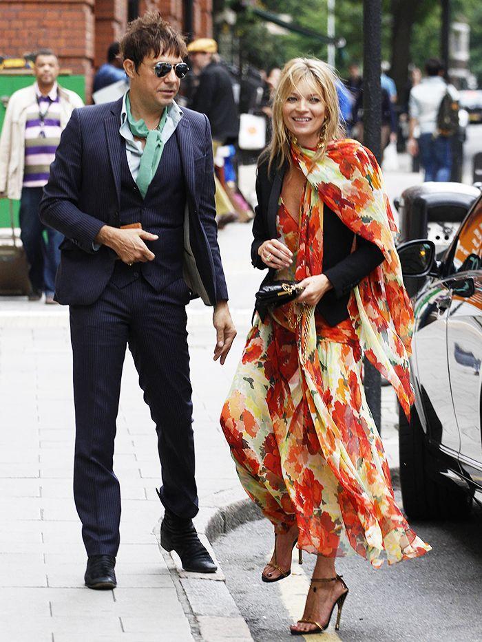 Kate Moss e Jamie Hince - revista icasei