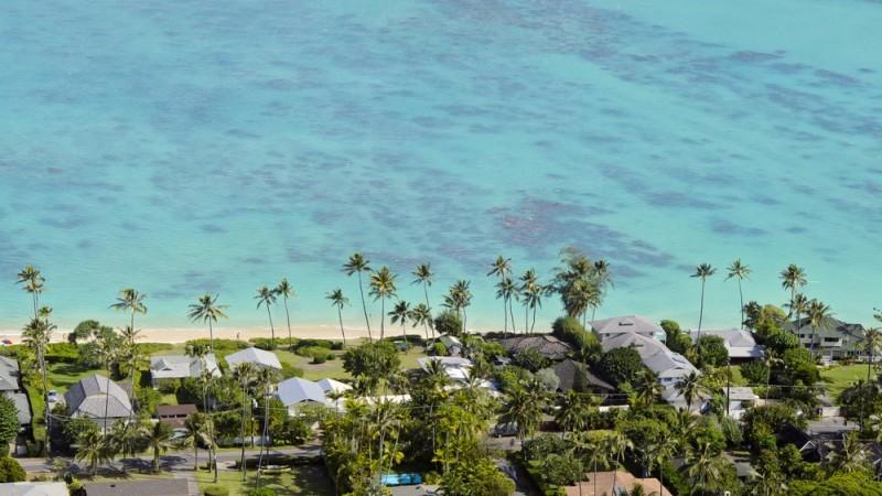Lanikai Beach - pedir em casamento na praia - revista icasei