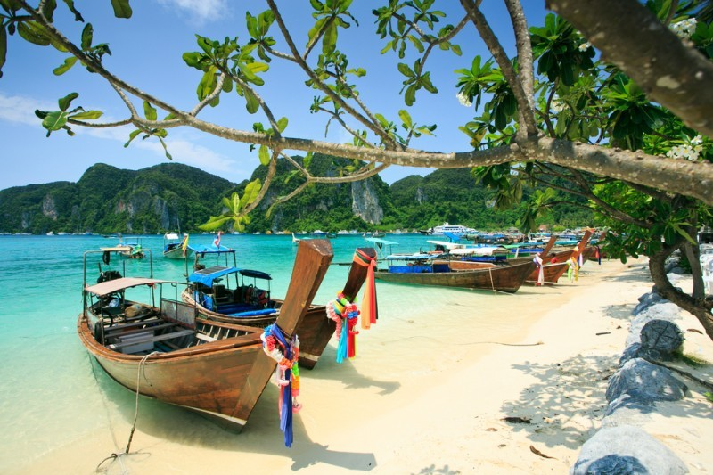 Phi Phi Island - pedido de casamento - revista icasei