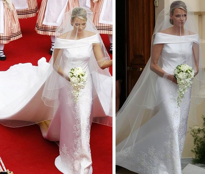 Princesa Charlene Wittstock - Mônaco - revista icasei