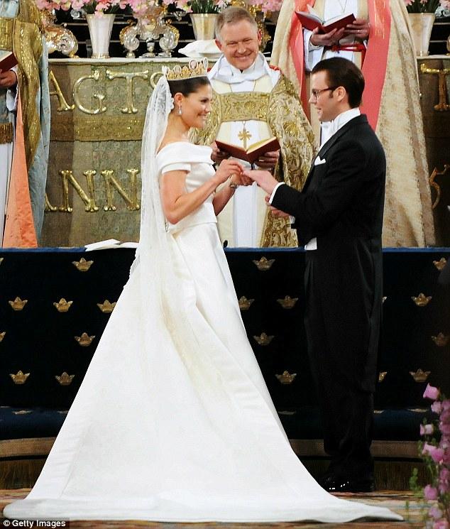 Princesa Madeleine - suécia - revista icasei