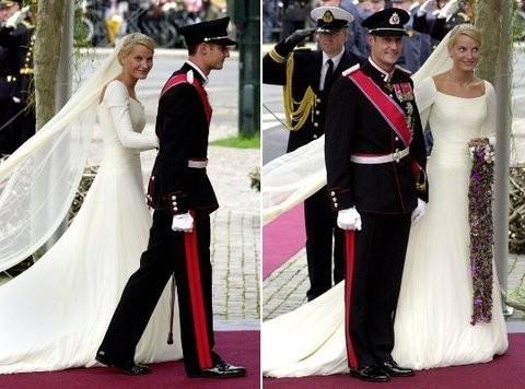 Princesa Mette-Marit - Noruega - revista icasei