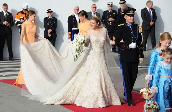 Princess Stephanie Luxemburgo - revista icasei