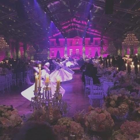 celebridades-noor-fares-e-alexandre-al-khawam-decoracao-danca