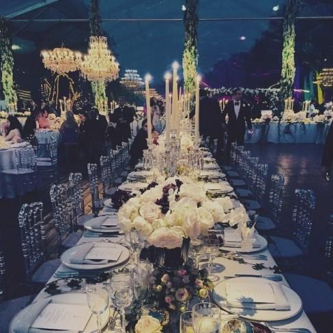celebridades-noor-fares-e-alexandre-al-khawam-decoracao-mesa
