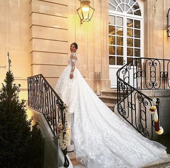 casamento-celebridades-noor-fares-e-alexandre-al-khawam-noiva