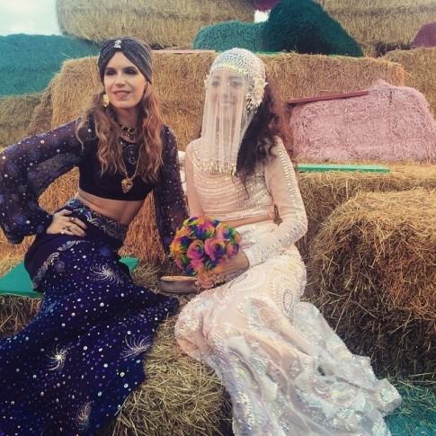 casamento-celebridades-noor-fares-e-alexandre-al-khawam-primeiro-dia-madrinha-e-noiva