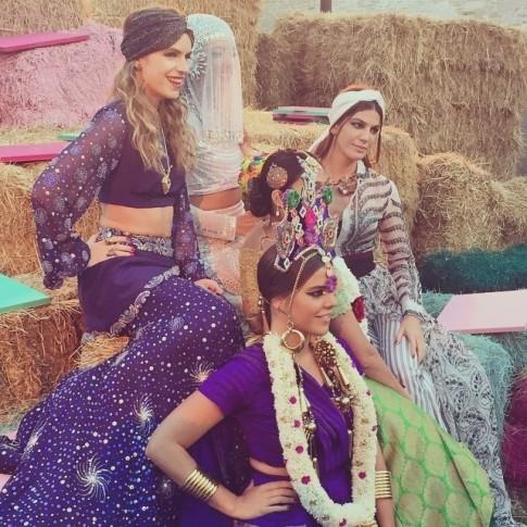 casamento-celebridades-noor-fares-e-alexandre-al-khawam-primeiro-dia-madrinhas