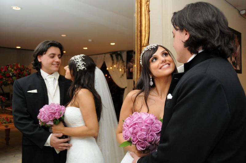 casamento real fernanda claudio revista icasei