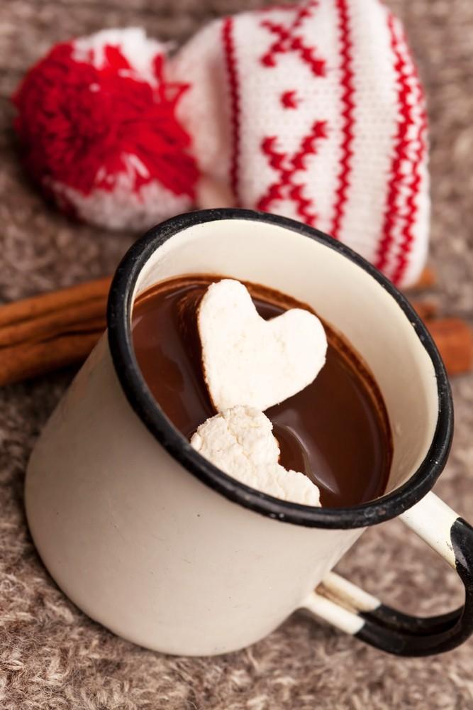 chocolate quente - revista icasei