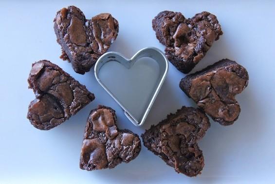 brownie - doces para o dia dos namorados - revista icasei