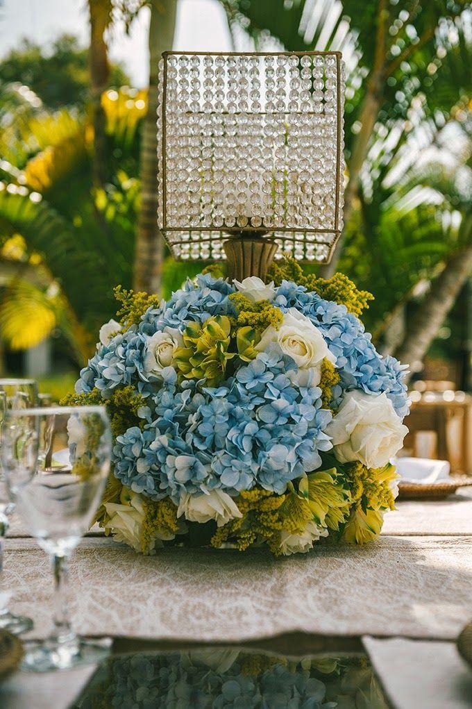decoração de casamento - azul e amarelo - revista icasei (16)