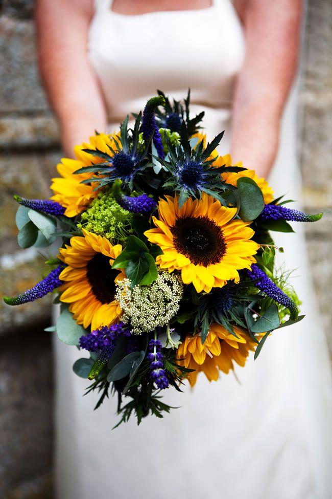 decoração de casamento - azul e amarelo - revista icasei (2)