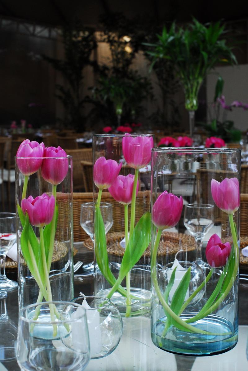 decoração de casamento com tulipas (4)